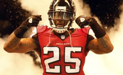 Falcons Player Arrested for Battery
