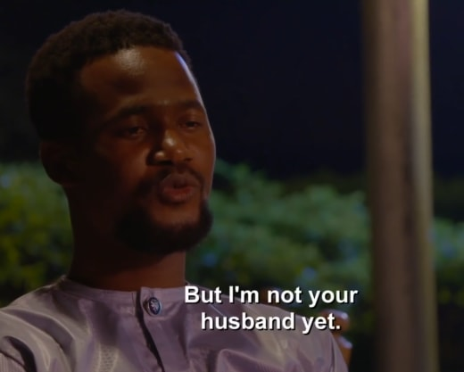 90 day fiance before: usman but I'm not your husband yet