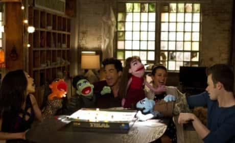 Glee, Muppets