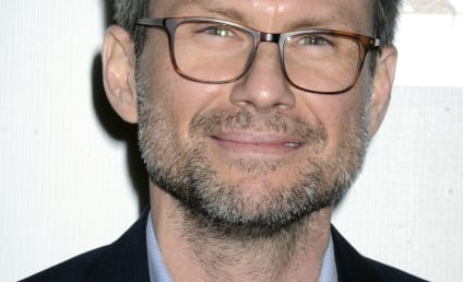 Christian Slater: My Dad is a Manic-Depressive Schizophrenic