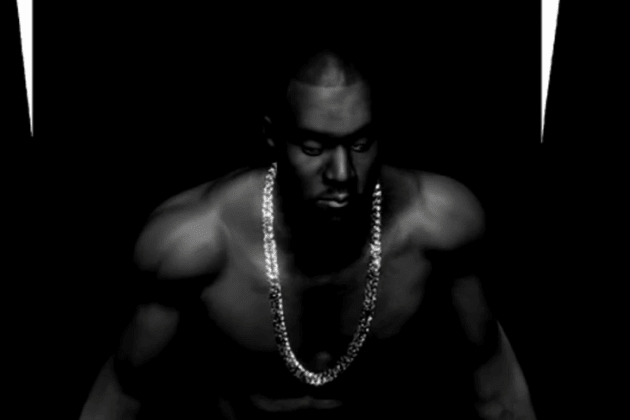 Kanye West Music Video Still