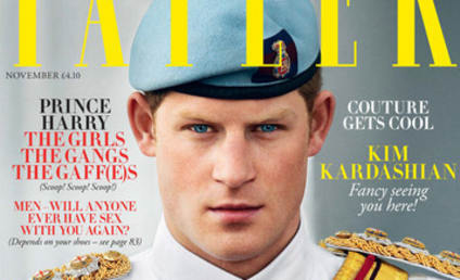 Prince Harry Named Man of the Year
