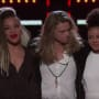 Lynnea Moorer, SandyRedd and Tyke James on The Voice