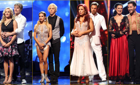 Dancing with the Stars Season 20 Top Four
