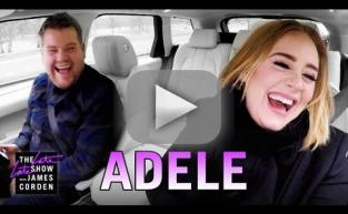 Adele on Carpool Karaoke