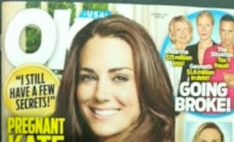 Kate Middleton OK! Cover