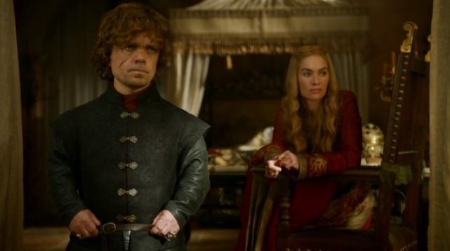 Tyrion vs. Cersei - Season 2