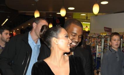 Kim Kardashian and Kanye West: Moving in Together!