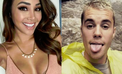 Justin Bieber: Creeping on Danielle Lombard Instagram Pics!