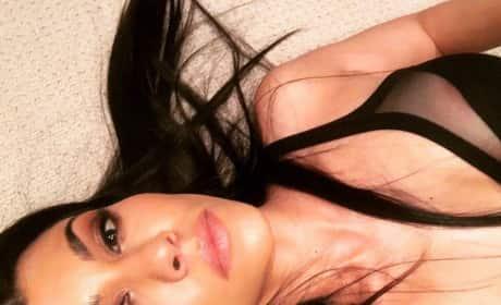 Kourtney Kardashian Suffers a Nip Slip