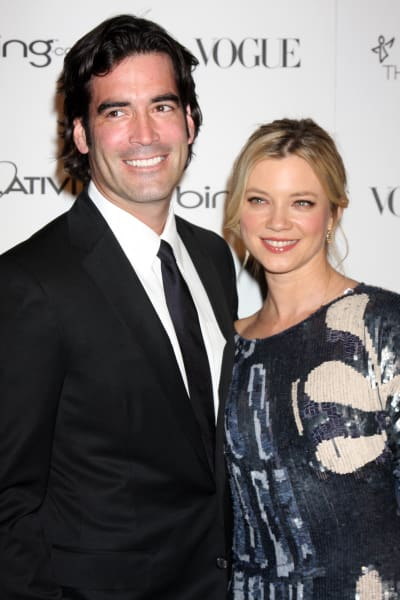 Carter Oosterhouse and Amy Smart