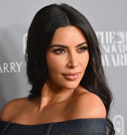 Kim Kardashian Sizzles