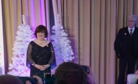 Susan Boyle Admits to Asperger's