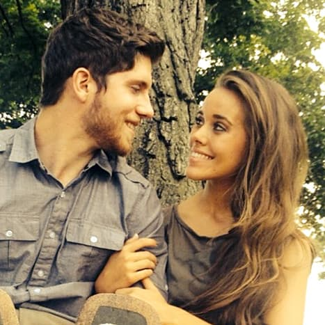 Jessa Duggar with Ben Seewald