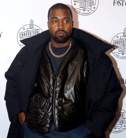 Kanye West has a problem