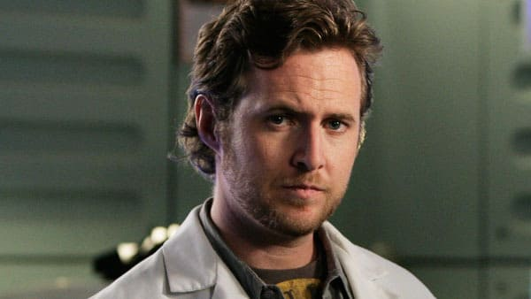 A.J. Buckley on CSI: NY