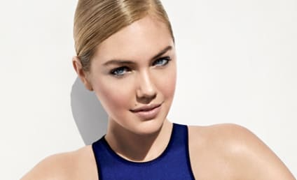 """Kate Upton: Initially """"Horrified"""" by Amazing """"Cat Daddy"""" Video"""