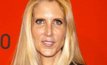 "Ann Coulter Calls President Obama a ""Retard"""