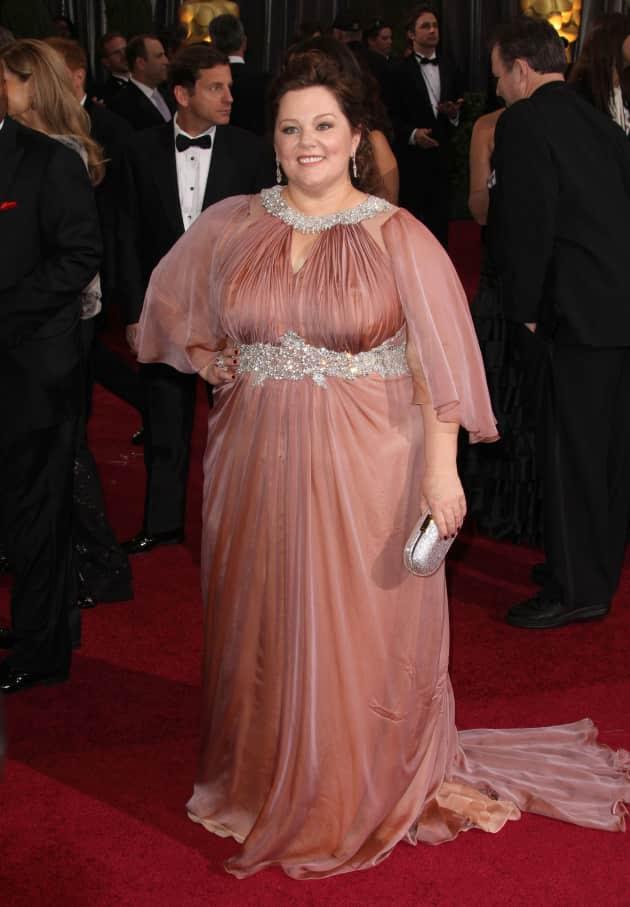Melissa McCarthy at the Oscars