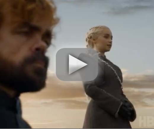 Game of thrones season 7 episode 5 promo beware the mad queen