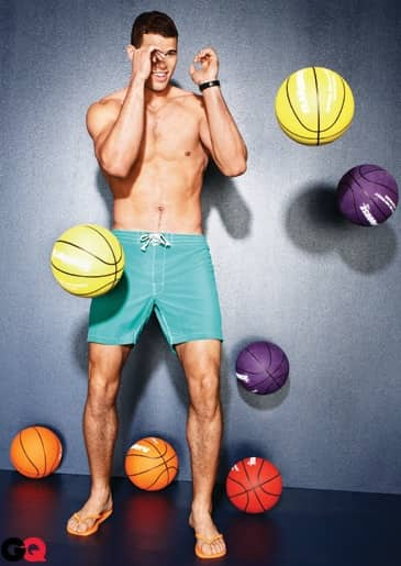 Kris Humphries in GQ