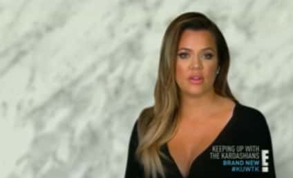 Khloe Kardashian Blames Lamar Odom For Rob Kardashian's Drug Problem