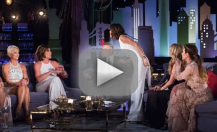The Real Housewives of New York City Reunion Recap: We All Know You Do Drugs