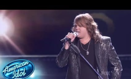 """Caleb Johnson Apologizes for """"Retard"""" Comment, Thanks Fans for Support"""