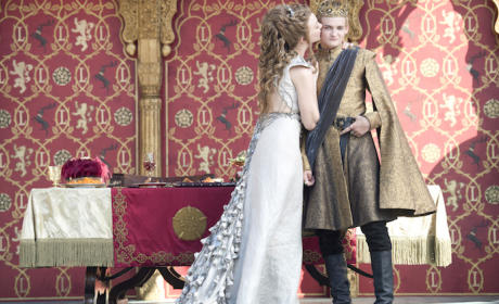 Are you sad King Joffrey is dead?