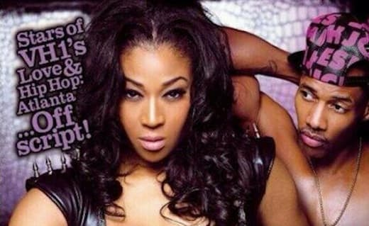 Love and hip hop atlanta sex tape photos mimi faust sex tape scandal in atlanta