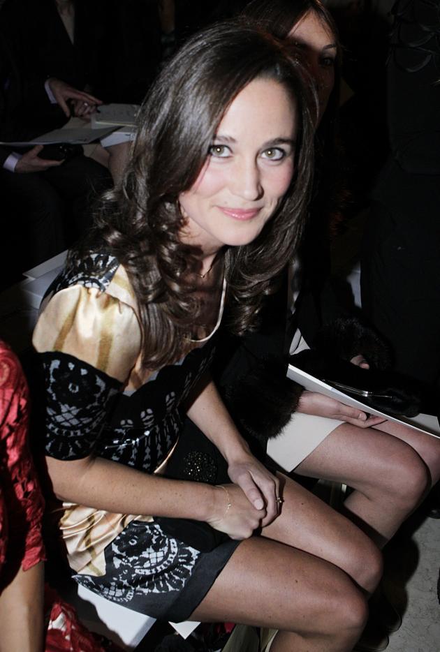 Pippa Middleton Smiles