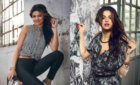Selena Gomez Adidas Pictures