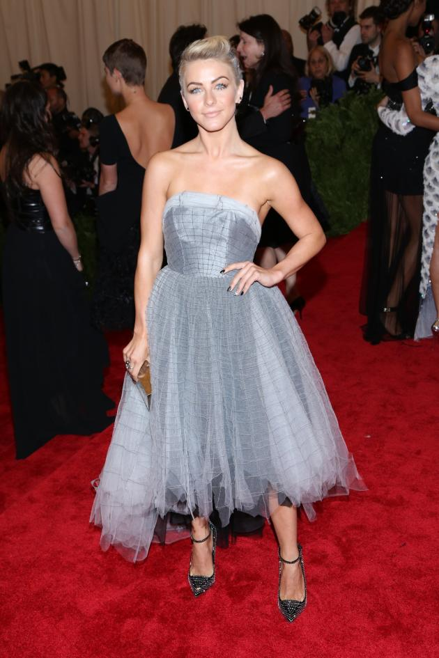Julianne Hough MET Gala Fashion