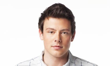 What did you think of the Cory Monteith Glee tribute?
