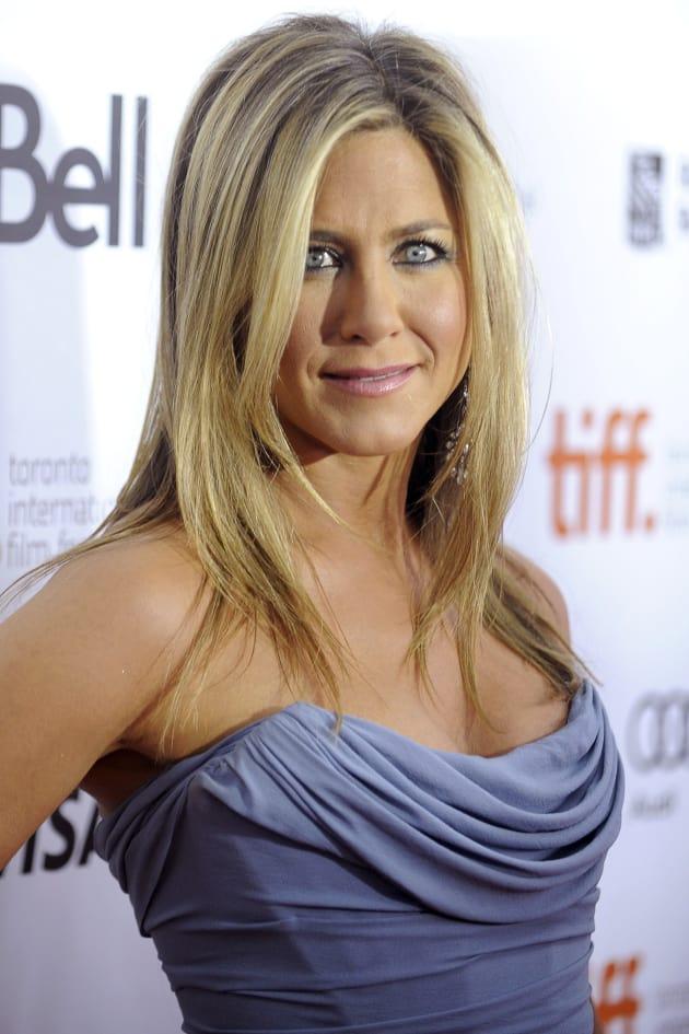 Jennifer Aniston Red Carpet Image