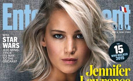 Jennifer Lawrence Wins!