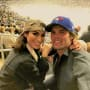 Ashley Iaconetti and Kevin Wendt, Hockey Game