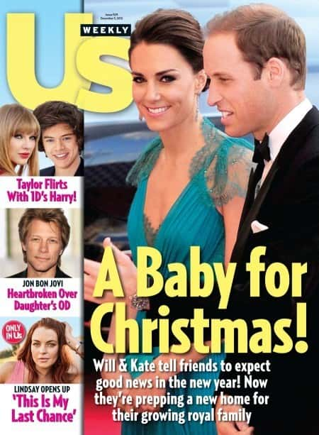 Kate Middleton: Baby For Christmas!