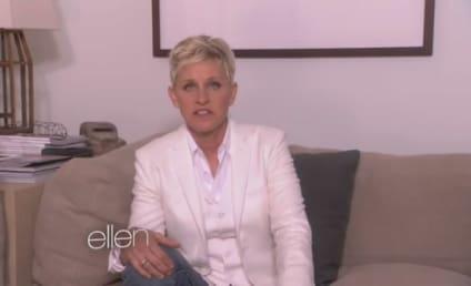 Ellen DeGeneres Dedicates Show to Connecticut Shooting Victims, Families