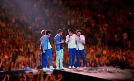 One Direction Movie Trailer