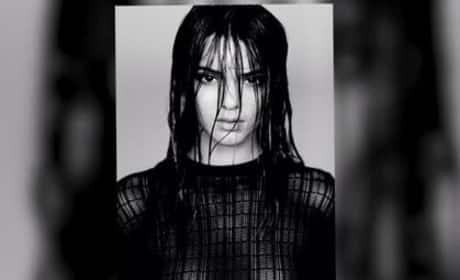 Kendall Jenner Nipples