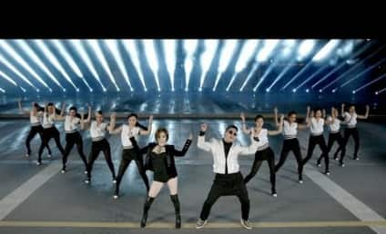 "PSY Breaks YouTube Record; ""Gentleman"" Smacks Down ""Boyfriend"""