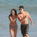 Ashley Tisdale and Zac Efron