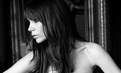 Victoria Beckham Post-Baby Lingerie Pics: Wow!