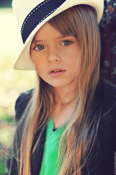 Kristina Pimenova: Kristina Pimenova Photos: Too Cute Or Too Young?