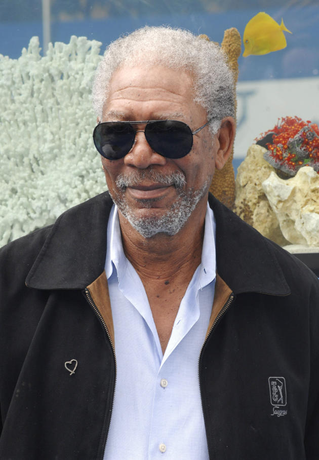 Morgan Freeman Image