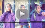 Kim Zolciak Daughter Wears Dog's SHOCK COLLAR as Mom Films