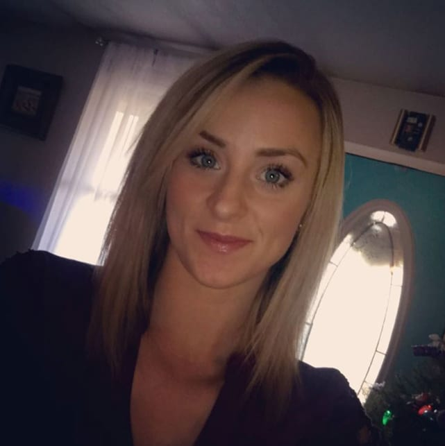 Leah messer straight hair
