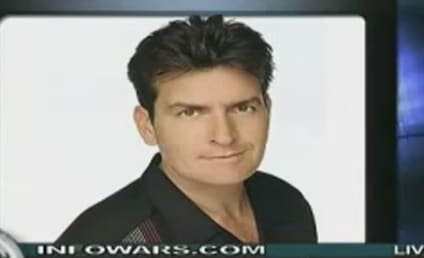 Charlie Sheen to Loser Critics: Sit Back. Enjoy the Show!!!