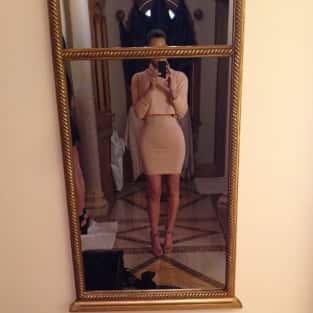 Kim Kardashian, Tiny Waist